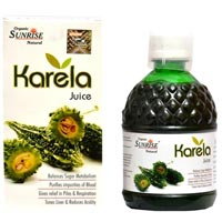 Herbal Organic Karela Juice