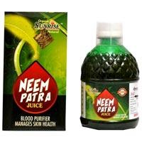 Organic Neem Patra Juice