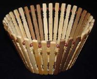 Wooden Basket 02