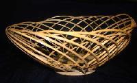 Wooden Basket 03