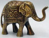 Brass Elephant Sculptures - (3000)