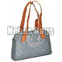 Ladies Leather Handle Bags
