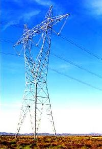 Transmission Tower Line