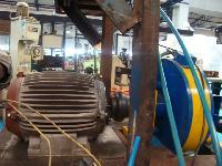 Motor Test Setup Machine