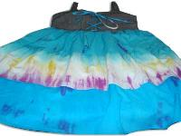 Tie,  Dye Dress Women Dresses