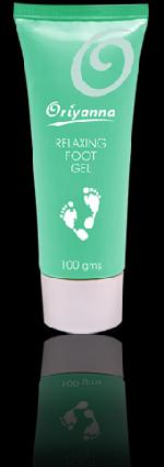 Oriyanna Relaxing Foot Gel