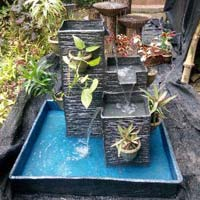 Fiber Fountains