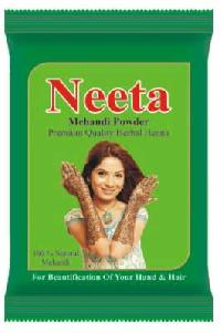 Neeta Natural Mehandi Powder