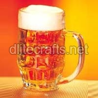 Glass Beer Mugs - Manufacturer, Exporters and Wholesale Suppliers,  Uttar Pradesh - Dlite Crafts