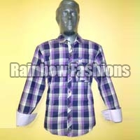 men cotton casual shirts