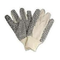 Pu Dotted Hand Gloves
