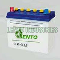 Automotive Batteries - Manufacturer and Wholesale Suppliers,  Uttarakhand - Lento Industries Private Limited