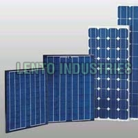 Solar Electrical Panels - Manufacturer and Wholesale Suppliers,  Uttarakhand - Lento Industries Private Limited