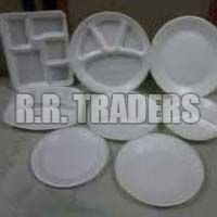 Disposable Thermocol Plates