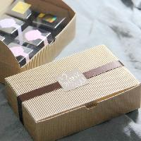Biscuit Corrugated Boxes