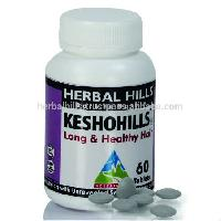 Herbal Hair Tablets For Hair Loss