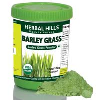 Organic Certified Barley Grass Powder