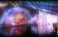 Light & Laser Show Fountains