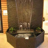 Water Sheet Fountains