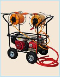 Double stb agriculture sprayer pump