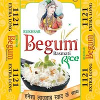 Begum Basmati Rice