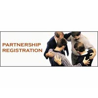 Partnership Firm Registration Services
