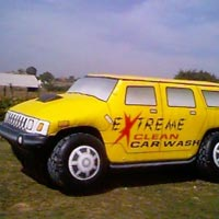Promotional Inflatables Car