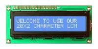 Dot Matrix Lcd Display