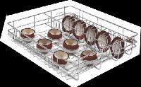 Saucer Basket