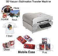 3d Sublimation Vaccuum Machine