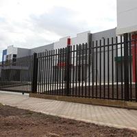 Mild Steel Gate Fabrication