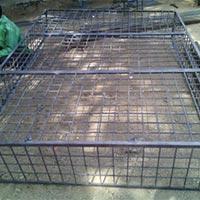 Mild Steel Grill Fabrication