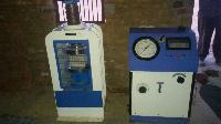 compression testing machine motorised