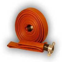 Reinforced Rubber Lined Fire Hose