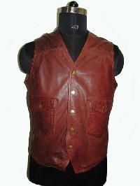 Mens Leather Garments