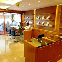 Jewelley Showroom Interior