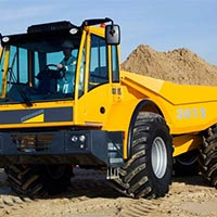 Dumper Rental Services
