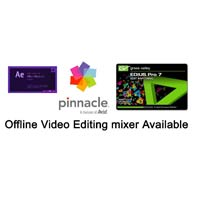 Offline Video Mixer