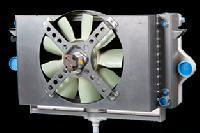 Air Blast Transformer Oil Cooler