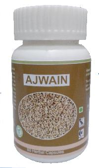 Hawaiian herbal ajwain capsule