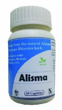 Hawaiian herbal alisma capsules