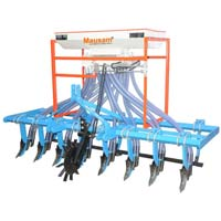 Seed Cum Fertilizer Drill Eight Raw Rigit Type Cultivator