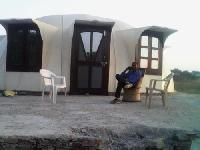 Fibre Dome House