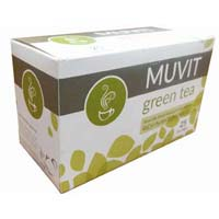 Muvit Green Tea