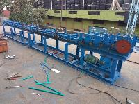 Broom Straightening Machine