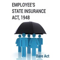 Employees State Insurance Act , 1948