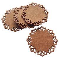 Handmade Paper Tea/coffee Coaster