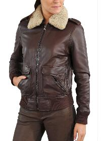 Ladies Leather Garments