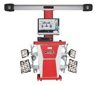 how wheel alignment machine works