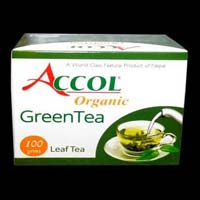 Accol Organic Green Tea